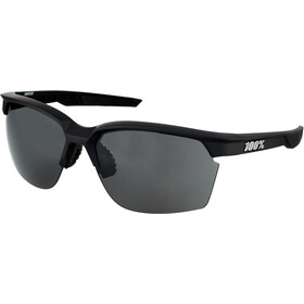100% Sportcoupe Gafas, soft tact black